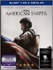 American Sniper (Blu-ray/DVD)(UV Digital Copy) 2014