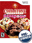 Cheap Video Games Stores Cold Stone Creamery: Scoop It Up - Pre-owned - Nintendo Wii