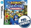 Sonic & SEGA All-Stars Racing — PRE-OWNED - Nintendo DS