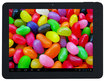 Supersonic - 9.7 inch Tablet with 8GB Memory - Light Gray/Black