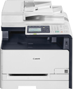 Canon - imageCLASS Laser Multifunction Printer - Color - Plain Paper Print - Desktop - White