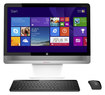 "HP - Refurbished 23"" Touch-Screen All-In-One - Intel Core i5 - 8GB Memory - 1TB Solid State Hybrid Drive - Multi"