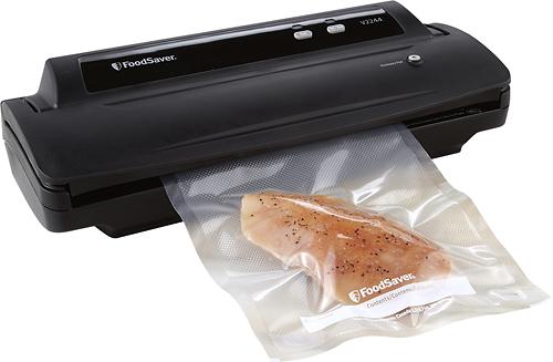 FoodSaver - V2244 Vacuum Sealer - Black