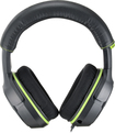 Turtle Beach - Ear Force XO FOUR Stealth Gaming Headset for Xbox One - Black/Green