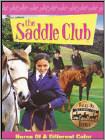 Saddle Club: Horse of a Different Color (DVD) (Eng)