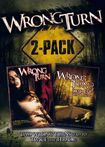 Wrong Turn/wrong Turn 2: Dead End [2 Discs] (dvd) 15760641
