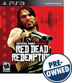 Red Dead Redemption — PRE-OWNED - PlayStation 3