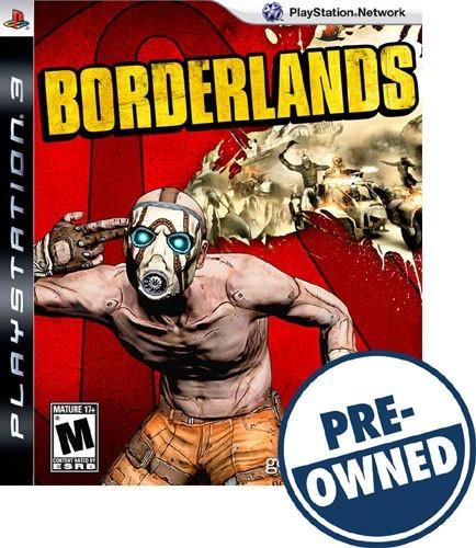 Borderlands - PRE-Owned - PlayStation 3