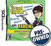 My Virtual Tutor: Reading — First Grade to Second Grade — PRE-OWNED - Nintendo DS