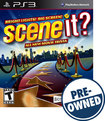 Scene It? Bright Lights Big Screen - PRE-OWNED - PlayStation 3