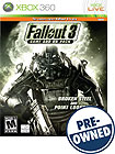 Fallout 3: Broken Steel and Point Lookout Game Add-On Pack — PRE-OWNED - Xbox 360