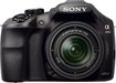Sony - Alpha a3000 Compact System Camera with 18-55mm Lens - Black