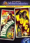 Yongary Monster From The Deep/konga (dvd) 15798736