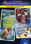 Phantom From 10,000 Leagues/the Beast With A Million Eyes (dvd) 15798763