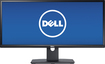 "Dell - 29"" IPS LED HD 21:9 Ultrawide Monitor - Black"