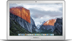 "Apple® - MacBook Air® (Latest Model) - 13.3"" Display - Intel Core i5 - 4GB Memory - 128GB Flash Storage - Silver"