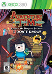 Adventure Time: Explore the Dungeon Because I DON'T KNOW - Xbox 360