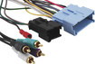 Metra - Interface for 2005-2006 Chevrolet Equinox and Pontiac Torrent Vehicles
