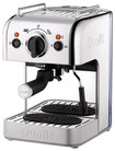 Dualit - 3-in-1 Espresso Machine - Stainless-steel