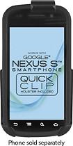 Platinum Series - Case for Samsung Nexus S Mobile Phones (T-Mobile) - Black
