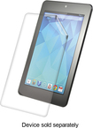 ZAGG - invisibleSHIELD for Google Nexus 7 - Clear