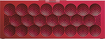 Jawbone - MINI JAMBOX Portable Bluetooth Speaker - Red Dot