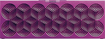 Jawbone - MINI JAMBOX Wireless Speaker - Purple Snowflake