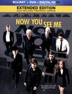 Now You See Me [2 Discs] [blu-ray/dvd] [includes Digital Copy] [ultraviolet] 1585008