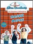 Slim Goodbody Math Monsters: Mapping (Spanish Version) (DVD) (Spa)