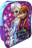 Disney - Frozen Princess Elsa Sparkle Backpack - Pink/Blue
