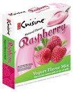 Euro Cuisine - Natural Flavor Raspberry Yogurt Mix Packets (3-Pack)