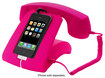 HYPE - Rotary-Style Retro Handset for Select Mobile Phones and Tablets - Pink