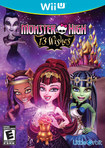 Monster High: 13 Wishes - Nintendo Wii U