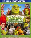 Shrek Forever After/donkey's Christmas Shrektacular [2 Discs] [blu-ray/dvd] 1591251
