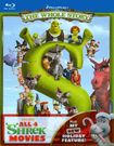 Shrek: The Whole Story [4 Discs] [blu-ray] 1591279