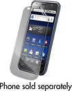 ZAGG - InvisibleSHIELD for Samsung Nexus S Mobile Phones
