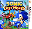 Sonic: Lost World - Nintendo 3DS