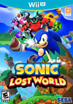 Sonic: Lost World - Nintendo Wii U