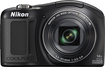Nikon - Coolpix L620 18.1-Megapixel Digital Camera - Black