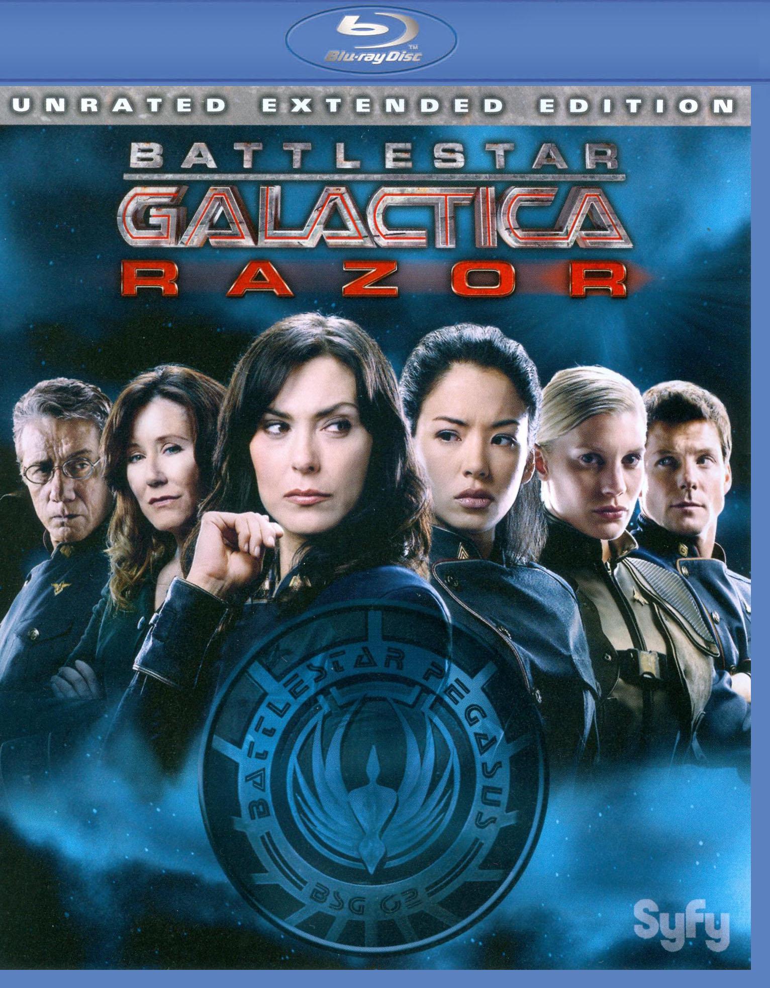 Battlestar Galactica: Razor [blu-ray] 1598272