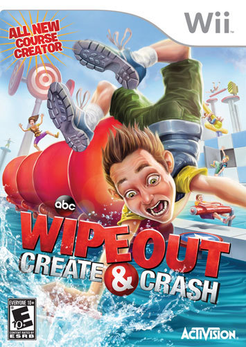 WII-WIPEOUT: CREATE &...