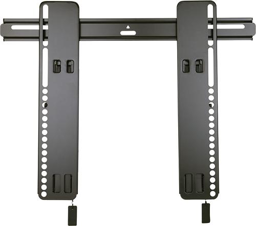 Sanus - VisionMount Tilting TV Wall Mount for Most 26 - 46 Flat-Panel TVs - Black