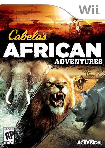 Cabela's African Adventures - Nintendo Wii