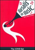 Marsalis on Music [4 Discs] (DVD) (Eng)