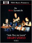 "Rich Spremich: ""Safe Place to Learn"" Drum Video (DVD) (Eng)"