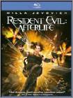 Resident Evil: Afterlife (Blu-ray Disc) (Eng/Por/Fre/Spa) 2010