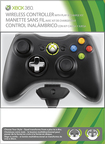Microsoft - Xbox 360 Wireless Controller with Transforming D-pad - Black