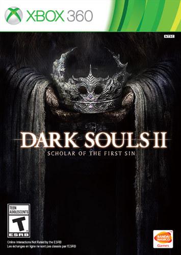 Dark Souls II - Scholar of the First Sin - Xbox 360