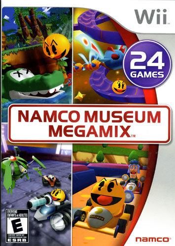 Namco Museum Megamix - Nintendo Wii