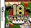 18 Classic Card Games - Nintendo DS